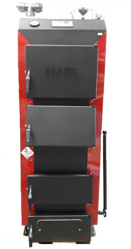 Твердотопливный котёл МАЯК KTP-40 Еco Manual (c автоматикой)