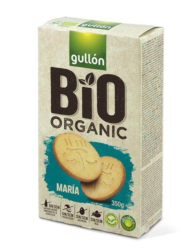 Печиво GULLON BIO Maria, 350г, 10шт/ящ