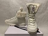 Черевики Fila Disruptor Shearling Boot Оригінал (38-44.5) 5HM00521-125, фото 2