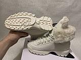 Черевики Fila Disruptor Shearling Boot Оригінал (38-44.5) 5HM00521-125, фото 4