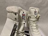 Черевики Fila Disruptor Shearling Boot Оригінал (38-44.5) 5HM00521-125, фото 6