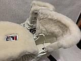 Черевики Fila Disruptor Shearling Boot Оригінал (38-44.5) 5HM00521-125, фото 3