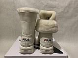 Черевики Fila Disruptor Shearling Boot Оригінал (38-44.5) 5HM00521-125, фото 8