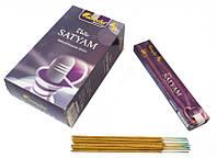 Натуральные благовония Aromatika Vedic Satyam