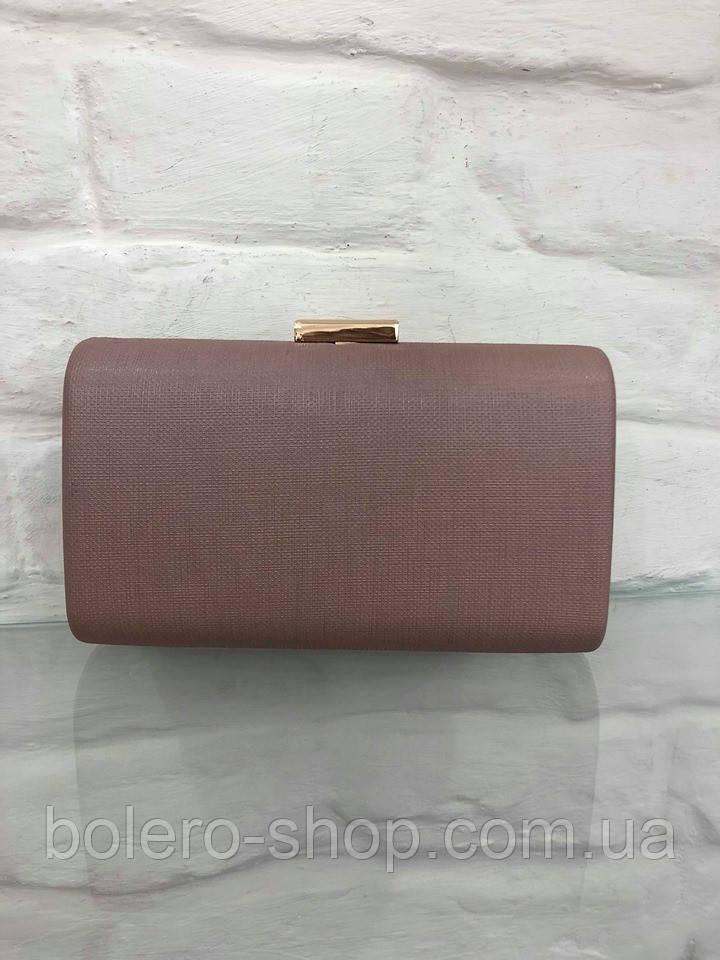 Женская сумка  экокожа  Италия коричневая