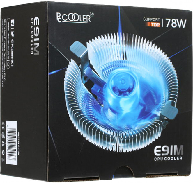 Воздушное охлаждение PCCooler E91M