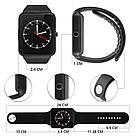 Умные часы Smart Watch GT08 Black (GS00GT08B), фото 3