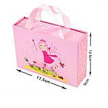 Набор 24 заколки для Принцессы для девочки Нежно розовый, фото 2