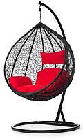 Подвесное кресло кокон Hawana, качели для террасы (підвісне крісло Гавана, гойдалка для тераси)