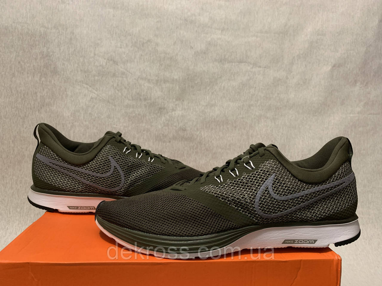 Кросівки Nike Zoom Strike (49) Оригінал AJ0189-300
