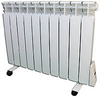 Электрический радиатор АГОТ 4 секции, программатор