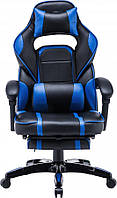 Кресло GT Racer X-2749-1 Black/Blue