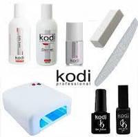 Стартовые наборы для маникюра Kodi Professional