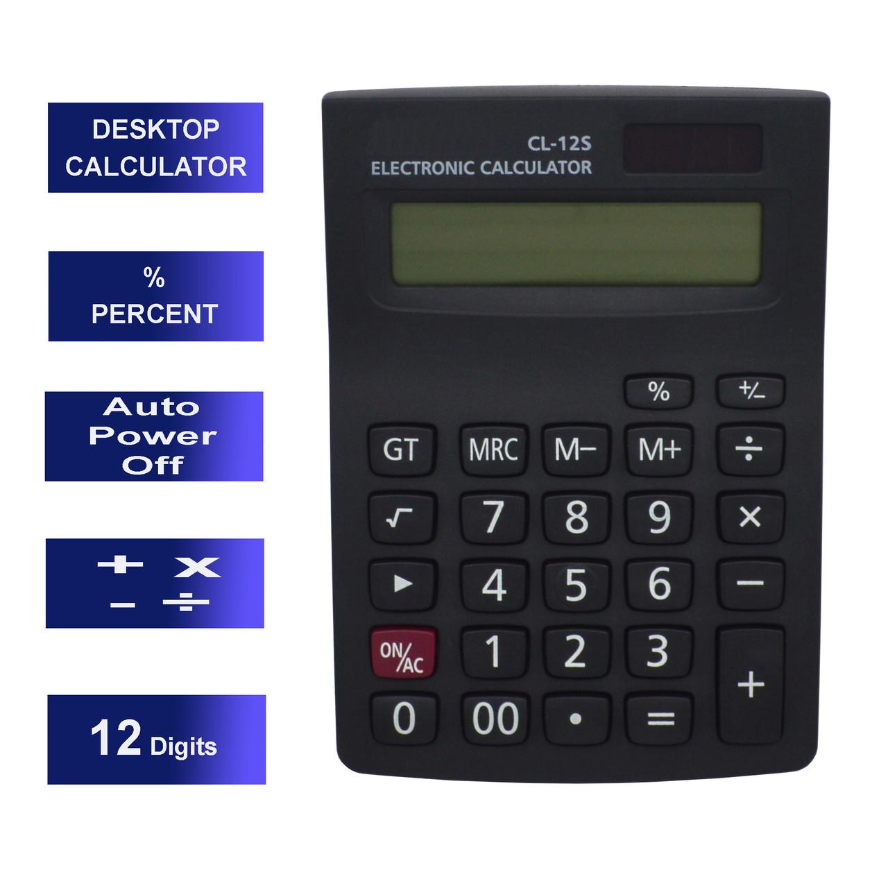 Калькулятор CL-12S