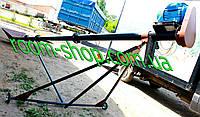 Погрузчик шнековый (зернопогрузчик, шнек) диаметром 110 мм, длиною 10 метров