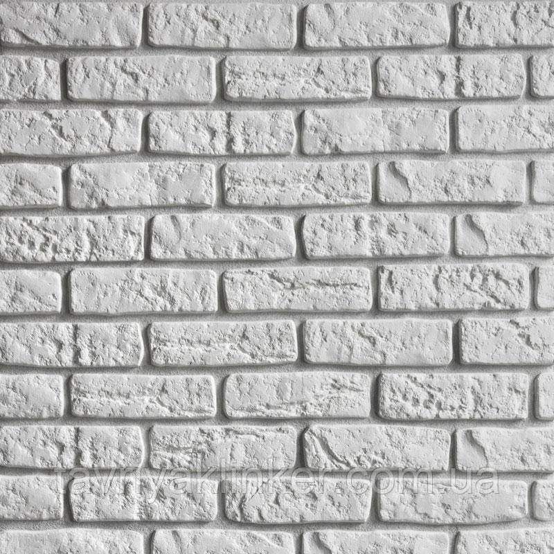 Декоративний камінь Loft White Brick