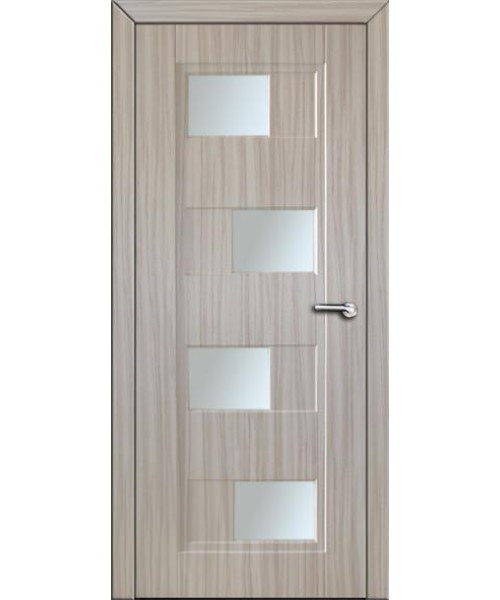Міжкімнатні двері  зі склом Неман КАСКАД Н-45 ялинка карпатська