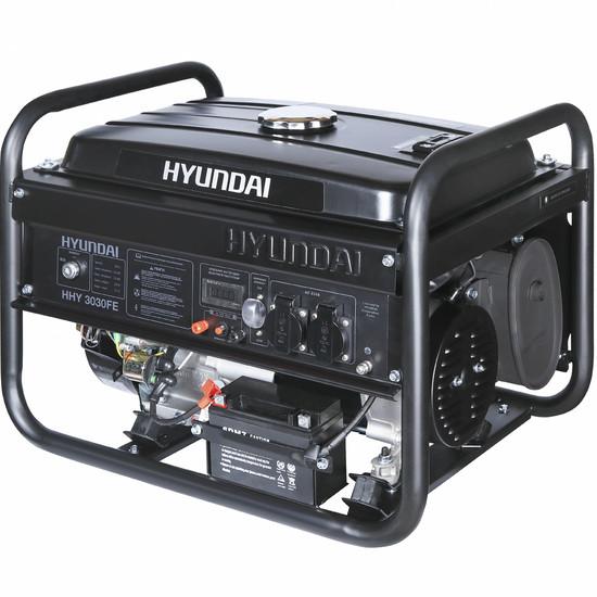Бензиновый генератор Hyundai HHY 3030FE