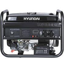 Бензиновый генератор Hyundai HHY 3030FE, фото 3