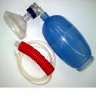 Аппарат в сборе с клапаном пациента и впускным клапаном к АДР-1200 (мешок типа АМБУ)