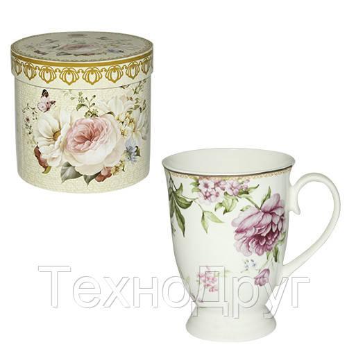 Чашка подарочная 320 мл Шенонсо Snt 040-04-06