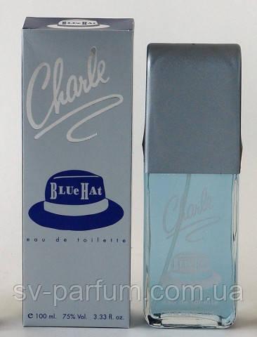 Туалетная вода мужская Charls Blue Hat 100ml