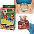 Набор универсальных крышек для хранения продуктов Stretch and Fresh, силиконовые крышки для посуды, фото 7