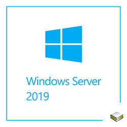 Microsoft Windows Server Standard 2019 64Bit English DVD 16 Core OEM