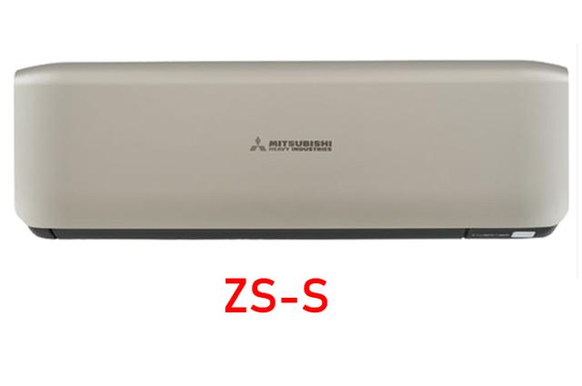 Кондиционеры Mitsubishi Heavy Industries, LTD, серии ZS-S