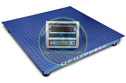 Весы платформенные (Центровес)