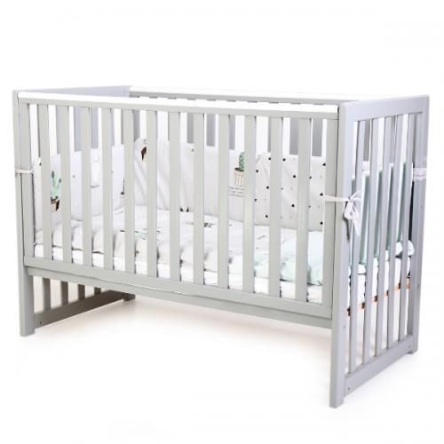 Детская кроватка Верес Соня ЛД 13 Серый