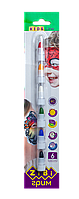 Карандаши для грима лица и тела Zibi KIDS LINE ZB6569-1109, 6 цветов стандарт