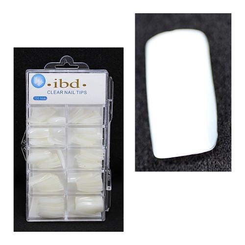 Ногти накладные IBD без лунки, 100шт