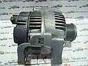 Генератор Renault Megane I 1995-2003г.в. 1.9 DCI 14V 80A Valeo ДЕФЕКТ, фото 2