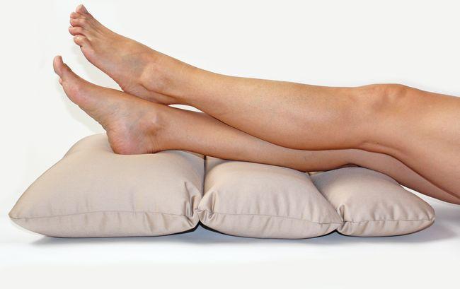 Подушка для ног при варикозе ТМ Лежебока