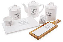 Чайник керамический 1л Sweet Home