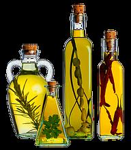 Олії сиродавлені
