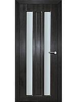 Міжкімнатні двері Неман зі склом ДУОС Н-59 венге південний
