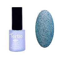 Гель-лак Tertio Бледно голубой с блестками №075 10 мл