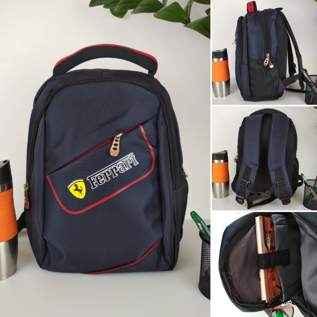 Рюкзак городской Ferrari размер 37х29х17
