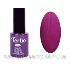 Гель-лак Tertio Темно-фиолетовый с синим микроблеском №079 10 мл