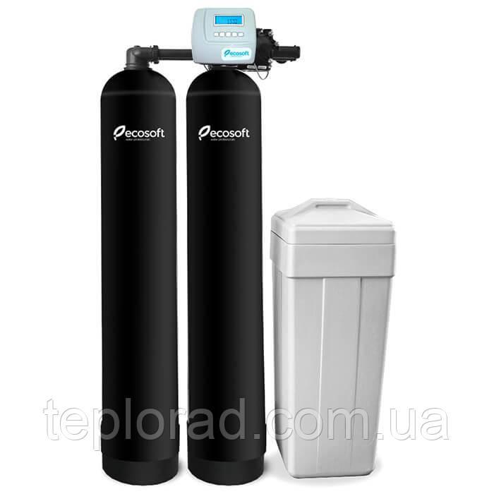 Фильтр обезжелезивания и умягчения воды Ecosoft FK-1665TWIN
