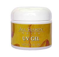 Гель All Season UV GEL прозрачный 56 gr