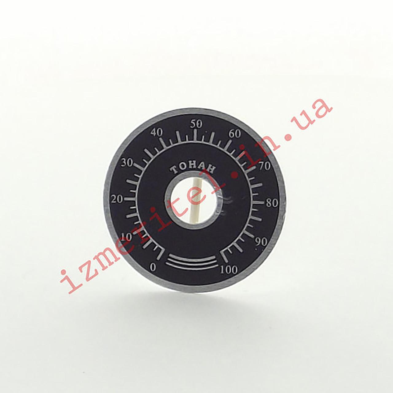 Шкала для ручки потенциометра MF-A03