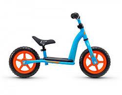 Детский беговел Profi Kids M 3438 N10-2, голубой