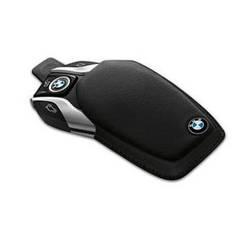 Оригинальный кожаный чехол для ключа BMW 7 Series Key Case (Display Key) (82292365436)