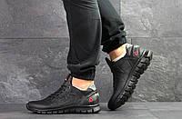 Мужские кроссовки Reebok Sublite, артикул: 7500 черные