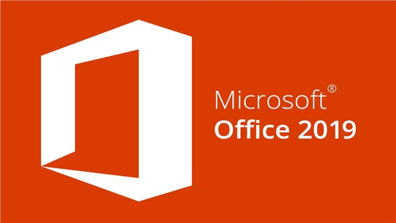Microsoft Office Home and Business 2019 English Medialess BOX