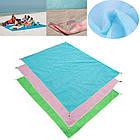 Пляжный коврик Антипесок Sand Free Mat - Голубой - Лучшая Подстилка на пляж Качество + Подарок!, фото 9