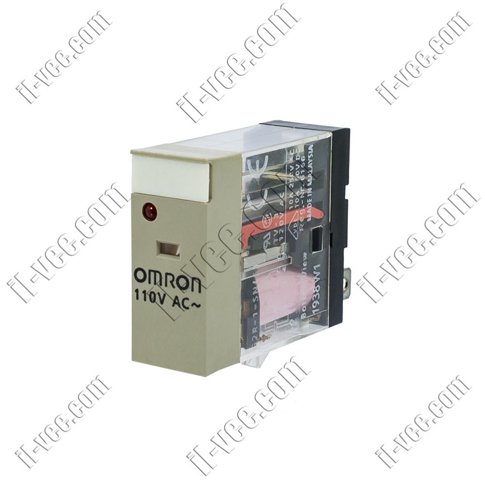 Реле OMRON G2R-1-SN(S) 110VAC (S), 10A/250VAC, 10A/30VDC